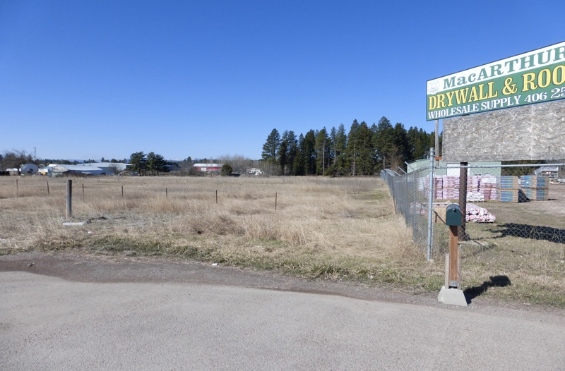 3012 Hwy 2 East  (sale pending), Approx. 8 miles Northeast of Kalispell (commercial - industrial)