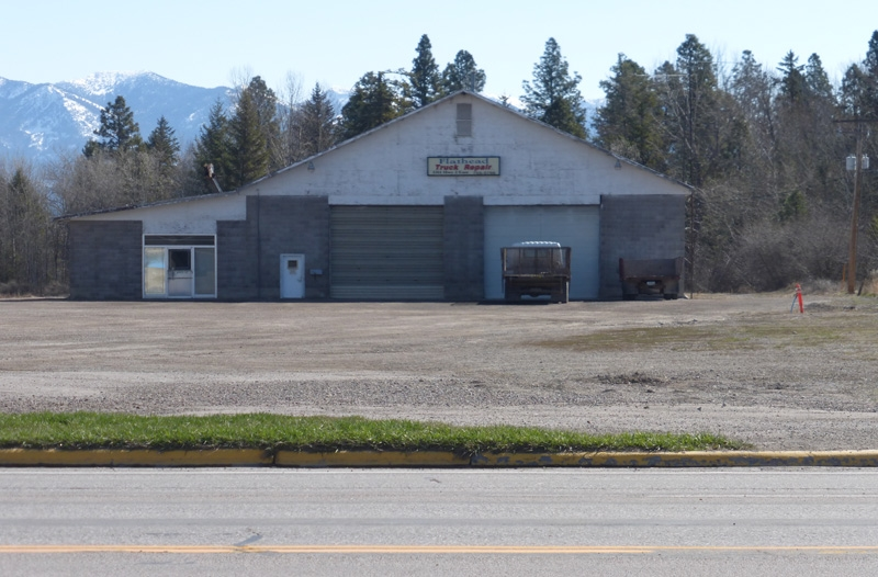 2313 Hwy 2 East, Hwy 2 East -Light industrial-  next to Harmon crane and across from Evergreen Fire Department