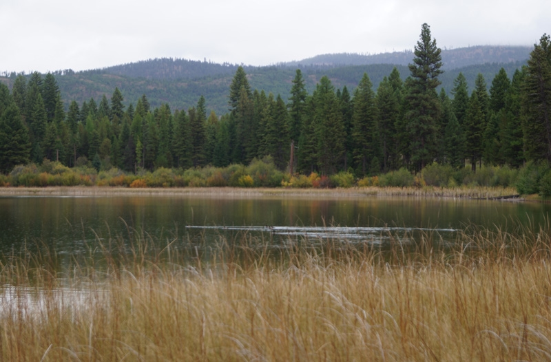 Upper Thompson Lake lot 39, 45 Miles West of Kalispell on US Hwy 2